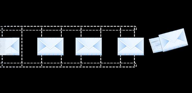 Distribution en masse d'email
