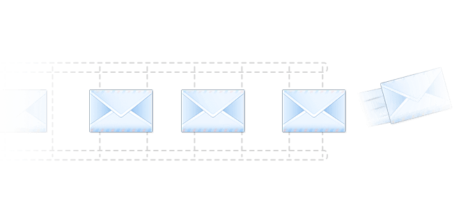 Email mass distribution